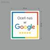 Naklejka Oceń nas w Google